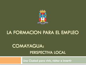 Carlos Miranda, Alcalde Municipalidad de Comayagua, Honduras