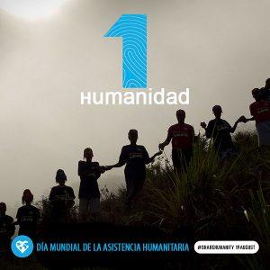 Fotografía de NNUU Campaña #ShareHumanity